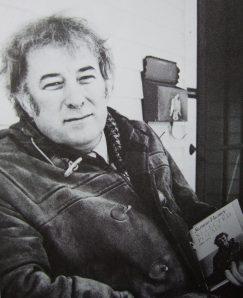 Seamus Heaney, 1984 Alfred, New York