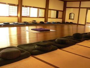 Dai Bosatsu Zendo      Meditation Hall