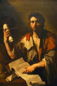 Luca Giordano, A Cynical Philosopher